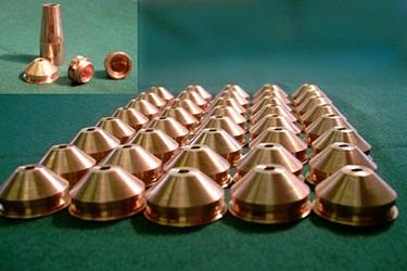 Сопла для плазменных горелок (плазматронов) из ДУКМ